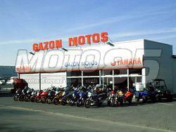 photo Gazon Moto