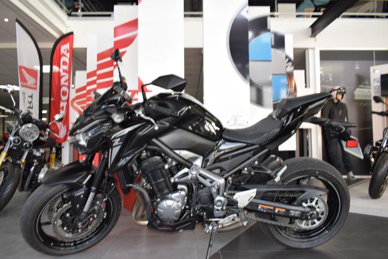 moto Z 900 ABS 2017