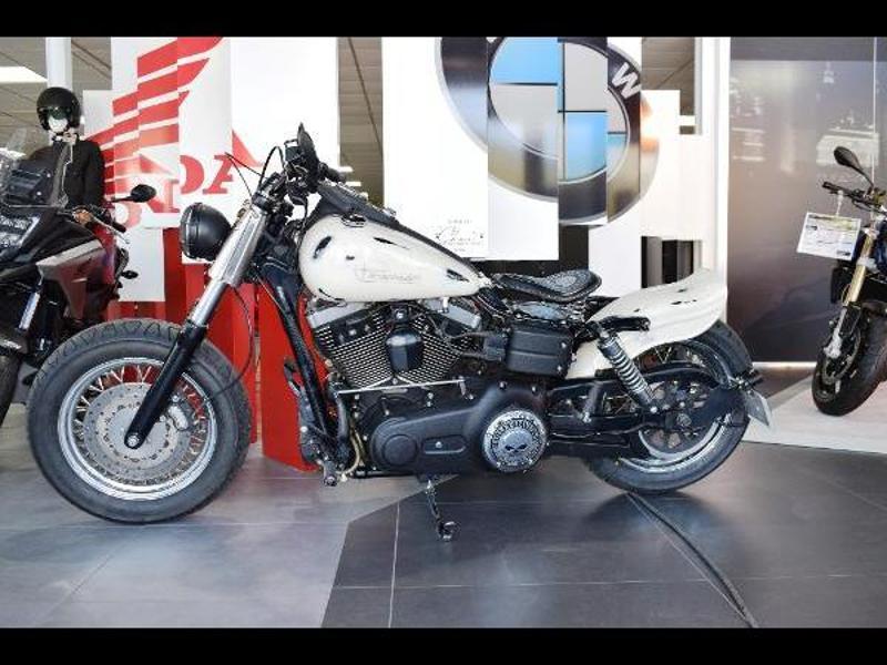 moto Dyna Street Bob 1584 Metal 2008