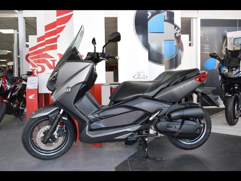 moto Evolis 125 2016