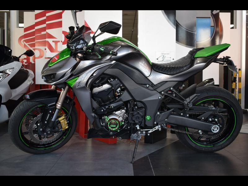moto Z 1000 ABS 2014