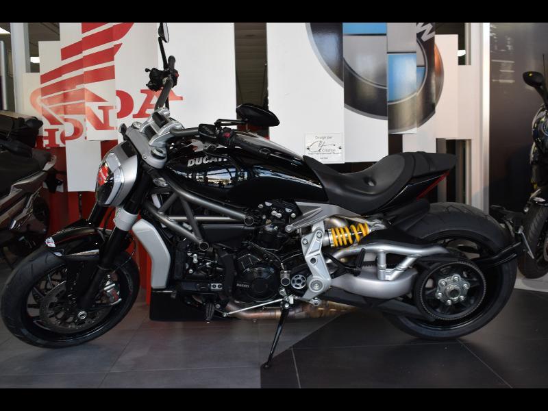 moto XDiavel 1262 S ABS
