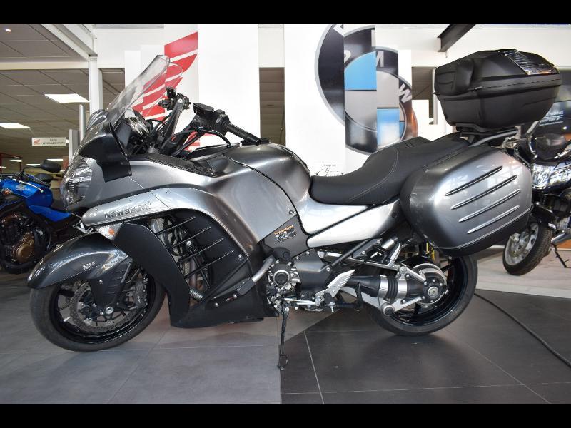 moto GTR 1400 ABS 2016