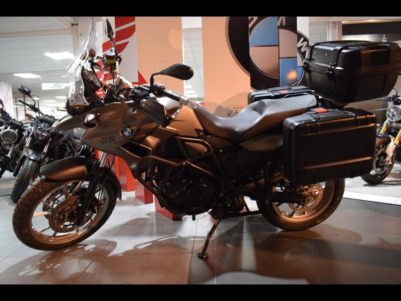 moto occasion
