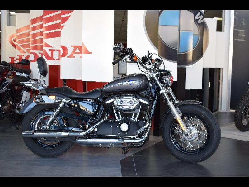 moto Sportster 1200 C Custom Couleur ABS 2015