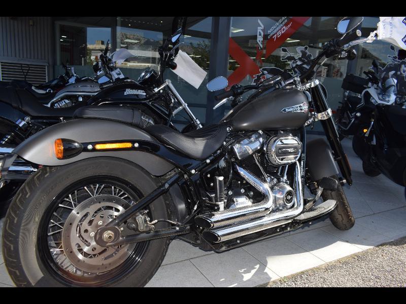 moto Softail Slim 1745 Noir ABS 2018