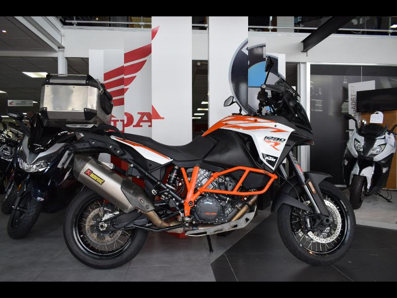 moto Super Adventure 1290 R ABS 2017