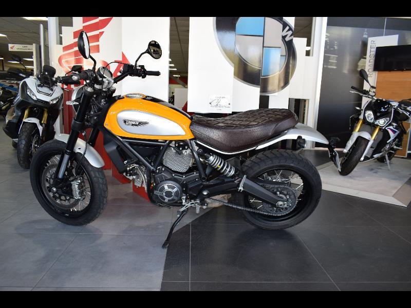 moto Scrambler 800 Icon ABS