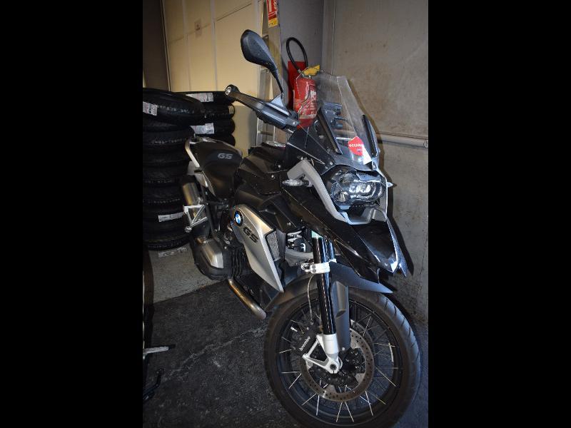 moto R 1200 GS Triple Black