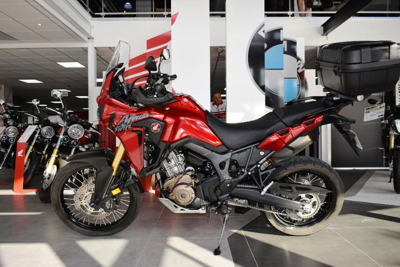 moto CRF 1000 L Africa Twin DCT ABS 2017