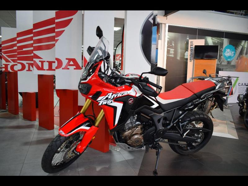 moto CRF 1000 L Africa Twin DCT ABS 2016