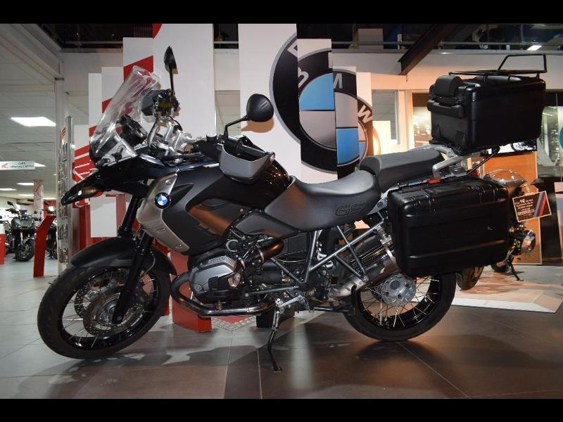 moto R 1200 GS 2ACT Triple Blk+PkSécu+Pk2