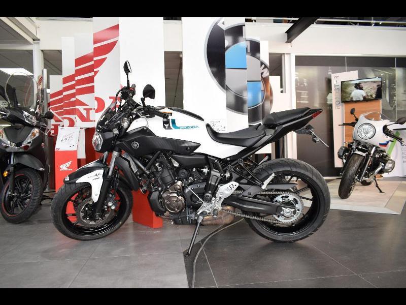 moto MT 700 MT-07 35kw ABS 2017