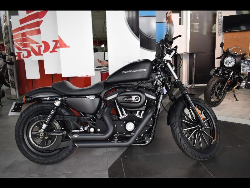 moto Sportster 883 N Iron Black Metal 2011