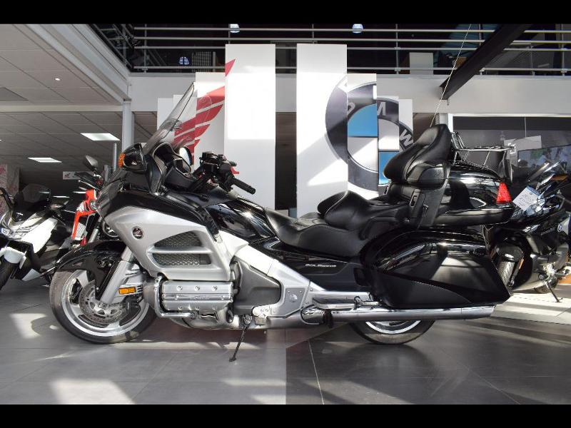 moto GL Goldwing 1800 Airbag+Nav C-ABS 2016