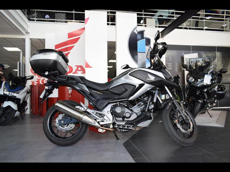 moto NC 750 X ABS 2014