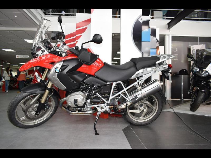moto R 1200 GS Pk Sécu + Pk 2