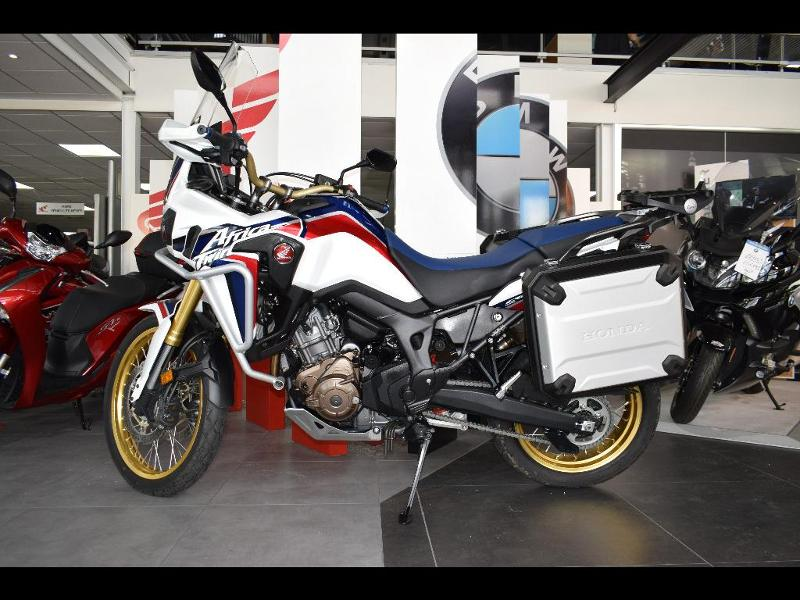moto CRF 1000 L Africa Twin Rep DCT ABS 2016