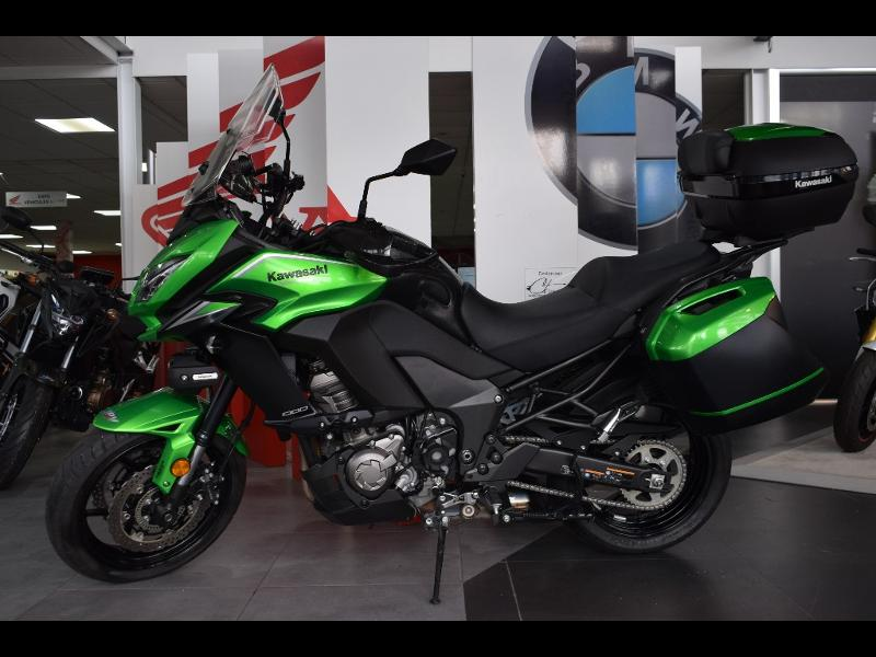 moto Versys 1000 Special Edition ABS 2018