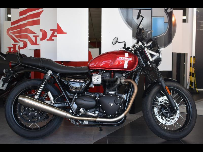 moto Street Twin 900 ABS