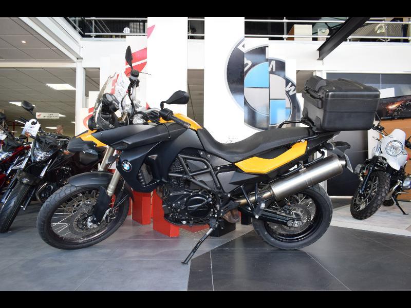 moto F 800 GS ABS