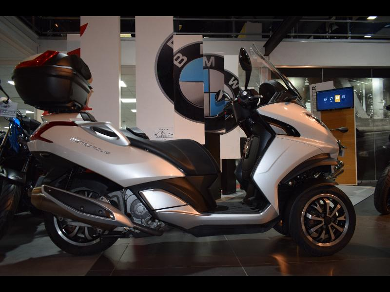 moto Metropolis 400