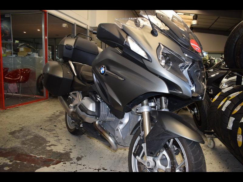 moto R 1200 RT Pk Trg+Pk Cft+Pk Dyn+Rad