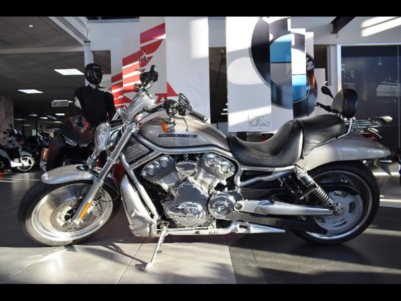 moto V-Rod 1250 Metal 2008