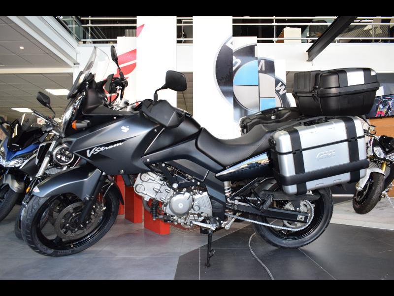 moto DL V-Strom 650