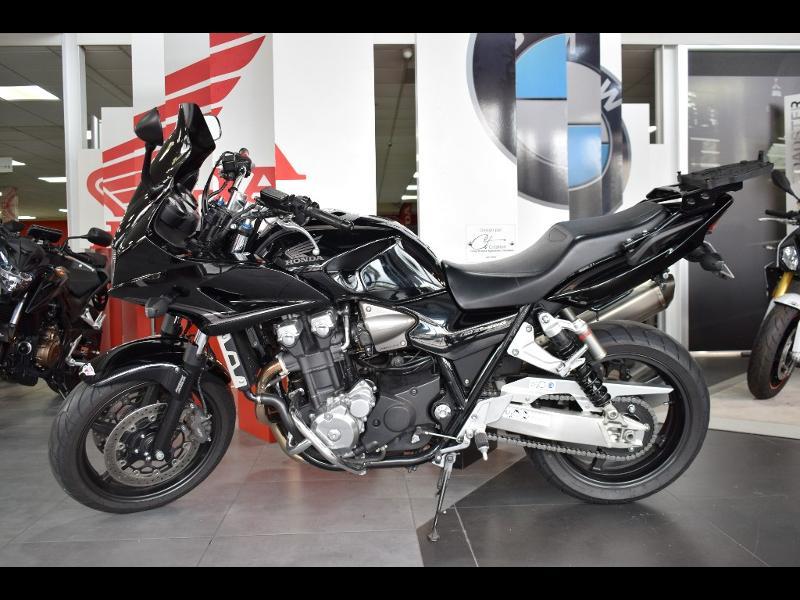 moto CB 1300 S Fairing C-ABS 2010