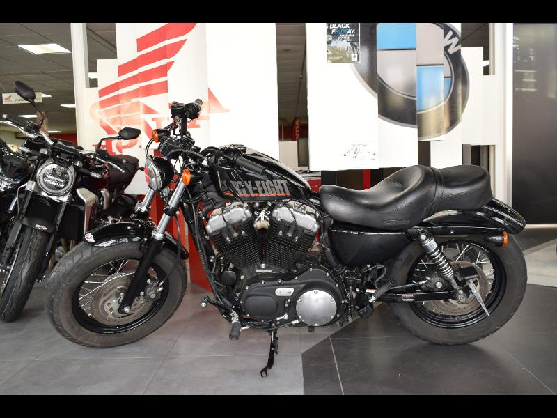 moto Sportster 1200 X Forty-Eight Noir 2013