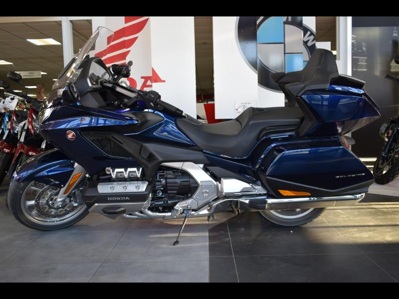 moto GL Goldwing 1800 Touring DCT 2018