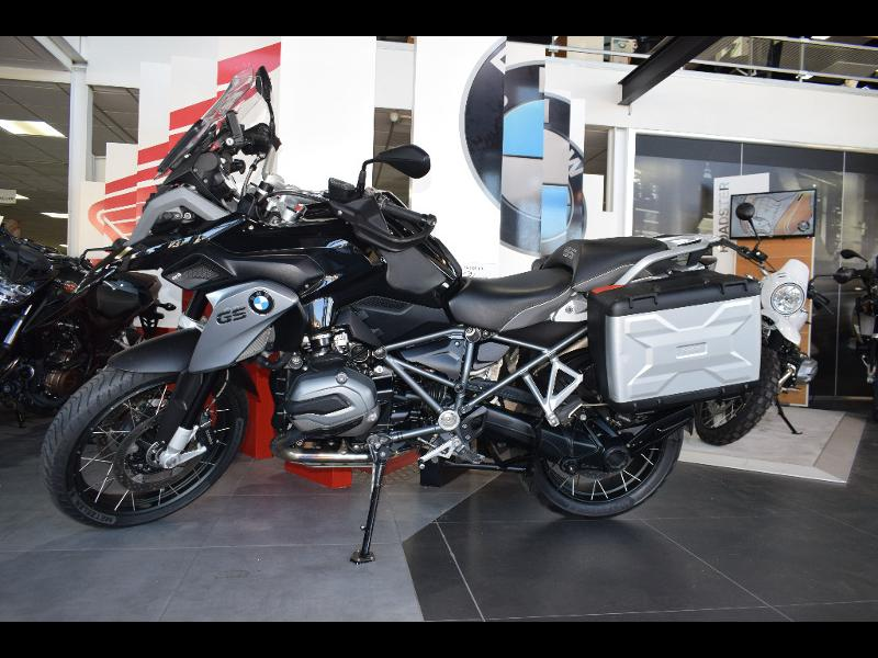 moto  R 1200 GS TRIPLE BLACK occasion