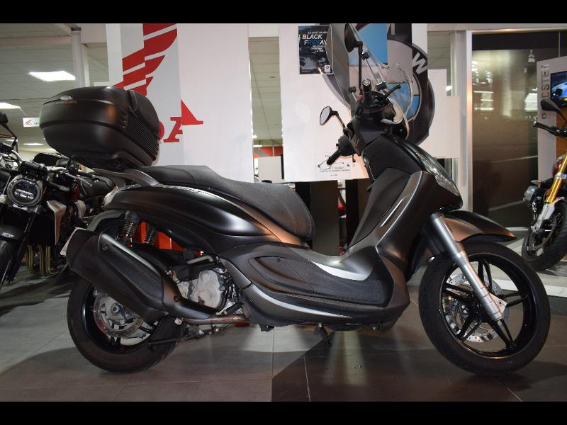 moto Beverly 350 ie Sport Touring ABS ASR Euro 4