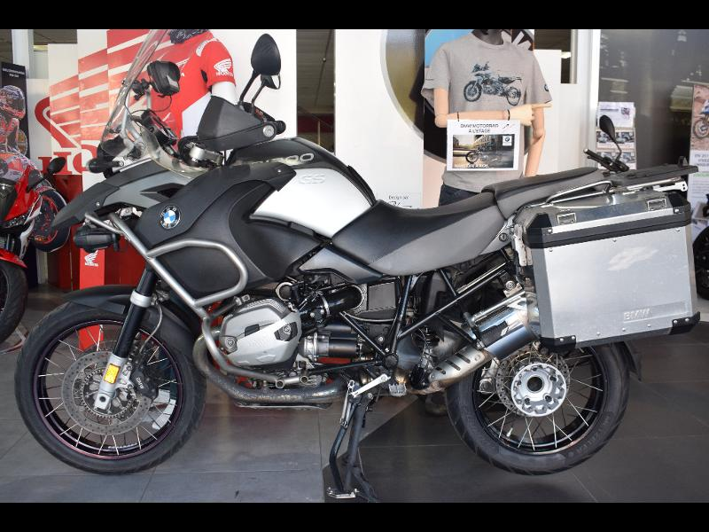 moto  R 1200 GS 2ACT ADVEN. PK SéCU+PK 2 occasion