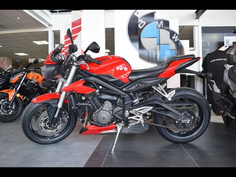 moto Street Triple 765 S