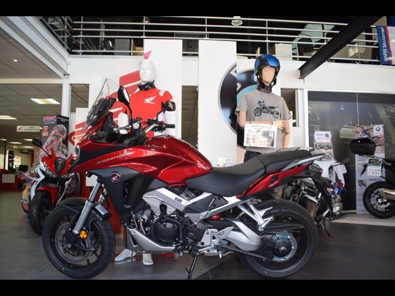 moto VFR 800 X Crossrunner ABS 2017