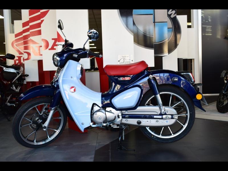 moto Super Cub 125 2019