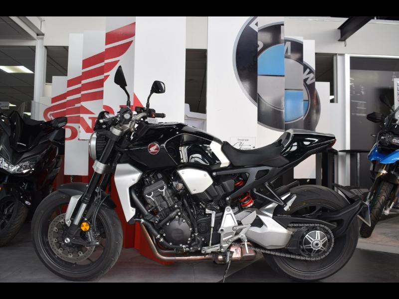 moto CB 1000 R+ ABS 2018