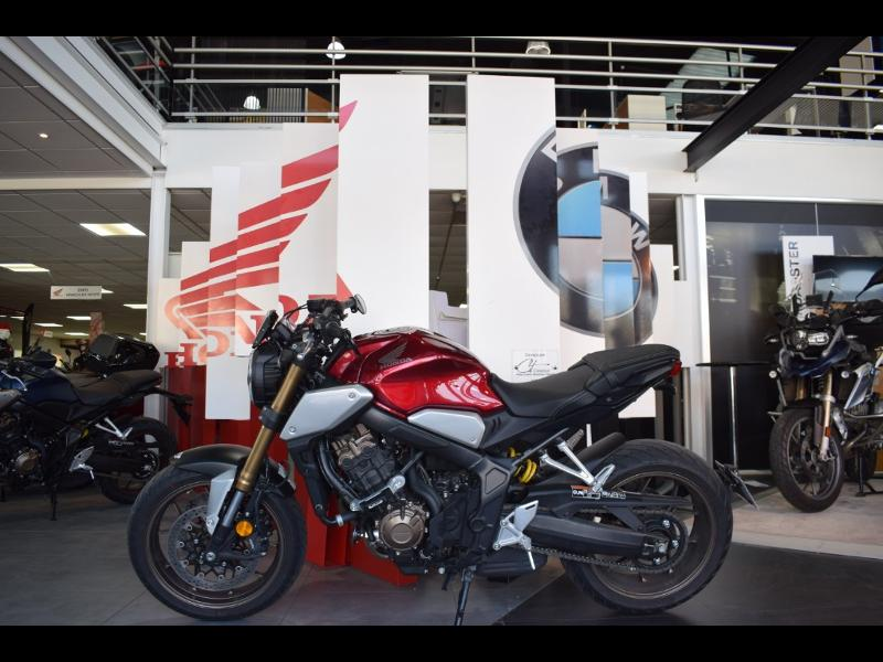 moto CB 650 R ABS 2019