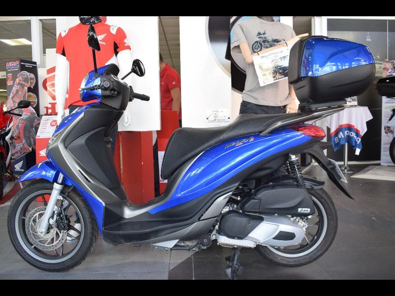 moto Medley 125 i-get ABS