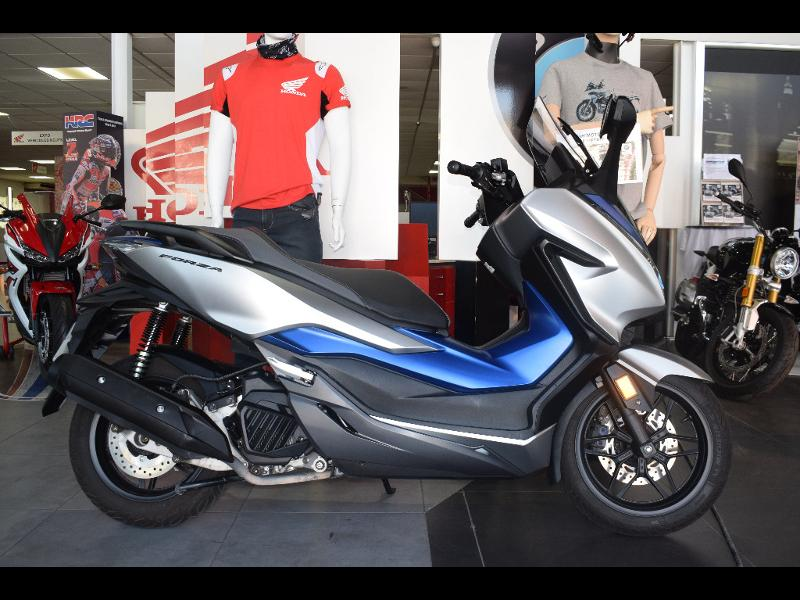 moto NSS Forza 125 ABS 2019