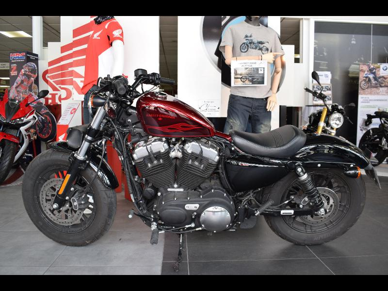 moto Sportster 1200 X Forty-Eight HdCandy ABS 2018